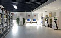图书馆投放液晶广告机所带来的益处在哪儿?