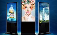 立式广告机的常见故障和解决方案